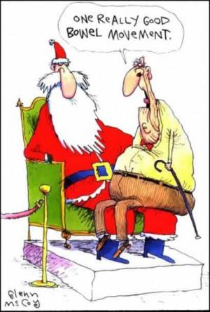 Top 10 Funny Santa Secrets