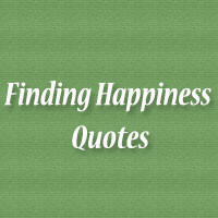 Why Must Keep Finding Happiness...