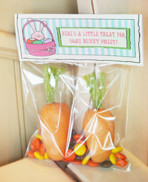 Easter Carrot Ideas