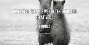 25 Inspiring Loyalty Quotes