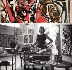 Artsy Reads: Lessons Learned from Lee Krasner | artsy forager #art # ...