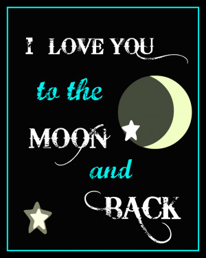 Full Moon Love Quotes I've always loved this quote.