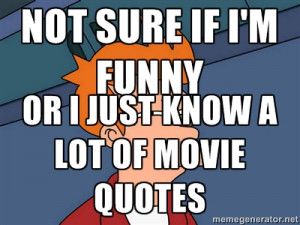 BLOG - Funny Quotes Futurama