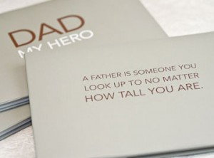 Dad, My Hero is available for $12.95 at live-inspired.com and amazon ...