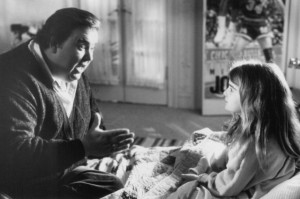 Still of Gaby Hoffmann and John Candy in Uncle Buck (1989)