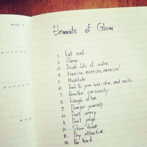 elements of glow