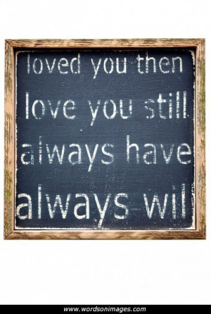 Rhyming love quot...