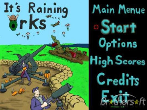 It's Raining Orks Free download