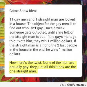Game show idea - Funny Pictures, Funny Quotes, Funny Memes, Funny Pics ...
