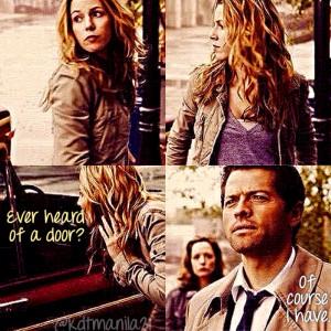 Supernatural Sam