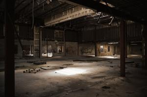Abandoned Place Palisauskas