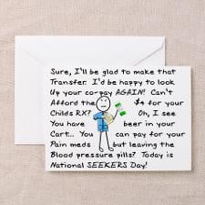 Funny Pharmacist Greeting Cards