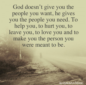 broken, faith, god, help, hope, hurt, leave, life, love, meant, people ...