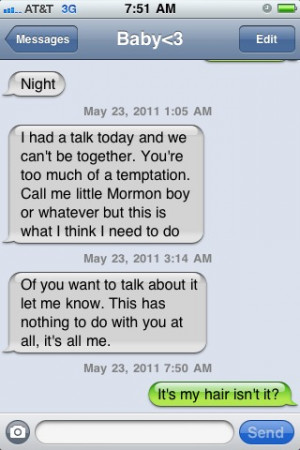 Displaying (16) Gallery Images For Sad Break Up Text Messages...