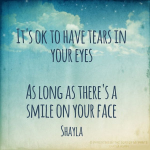 sf quote tears in eyes | Flickr - Photo Sharing!