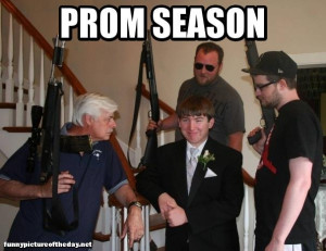 Prom Season Funny Over Protective Dad And Brothers With Guns
