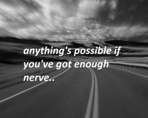 Quotes road
