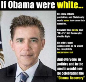 OBAMAPHOBIA - Racist fear of black presidents