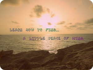 ... beautiful quotes, peace, quote, quotes, release, sea, summer, sunset