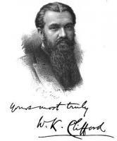 about William Kingdon Clifford: By info that we know William Kingdon ...