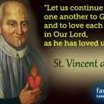 St Vincent De Paul Quotes