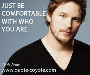 Chris Pratt Quotes