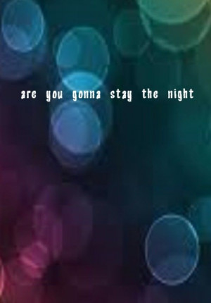 Zedd feat Haley Williams - Stay the Night - song lyrics, song quotes ...