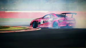 Vehicles - Drift Drifting Racing Race Car Smoke Wallpaper