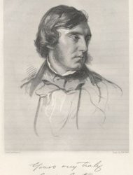 George William Curtis, American writer