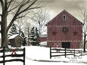 The Christmas Barn