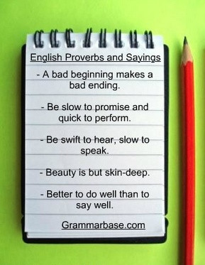 Quotes about grammar.