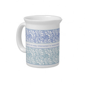 Tea Lover's Gift - Chinese Tea Ceremony Quote Drink Pitchers