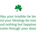 Top 55+ Irish Sayings, Quotes, Proverbs & Blessing