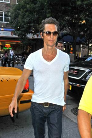 Matthew McConaughey's Shocking Weight Loss