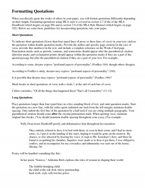 Results in a writer either quotes using documenting one comprising ...