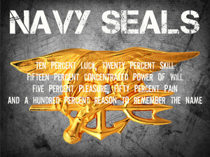 NAVY SEALS MOCK-UP POSTERS