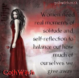 ... - Picture quotes about Gothic, Magic, Witchcraft, Love and Life