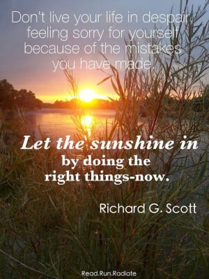Let the sunshine in . . . | quotes | Pinterest