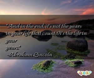 Famous Quotes About The End http://www.famousquotesabout.com/quote/And ...