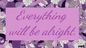 The Killers - Everything Will Be Alright Lyrics. I believe in you and ...