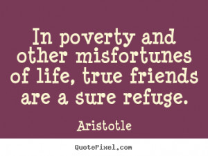 Poverty Quotes and Sayings