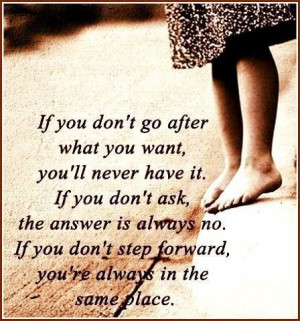 Take the next step ...
