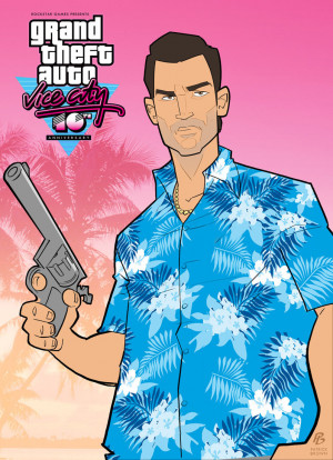 Tommy Vercetti Vs Tony Montana