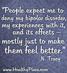 bipolar disorder quotes - Google Search