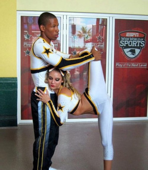 Top Guns new addition to their cheer uniforms