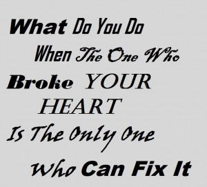 break up quote