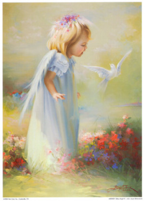 Angels - Baby Angel Iv-Mini