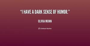 Dark Sense of Humor Quotes