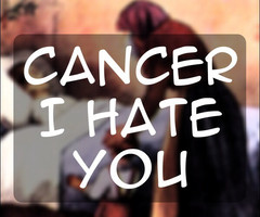 Tagged with i hate cancer