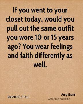 Closet Quotes
